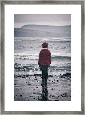 Lonely Framed Print by Joana Kruse