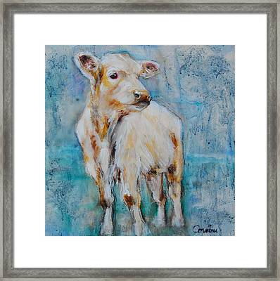 Loner  Framed Print
