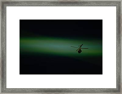 Loner Framed Print by Paul Job