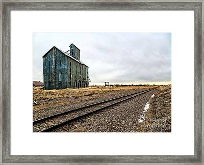 Lonesome Road Framed Print by Jon Burch Photography