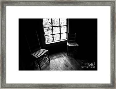 Long Ago Framed Print by Cris Hayes