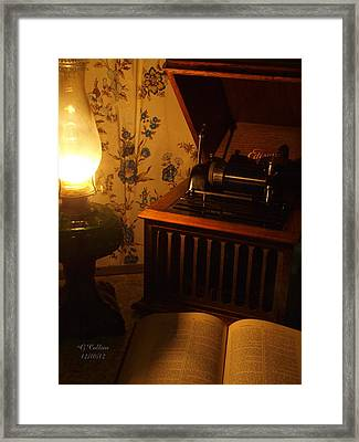 Long Ago Framed Print