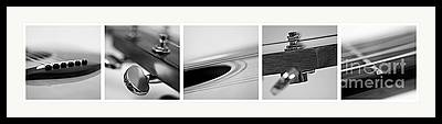 Musicinstrument Framed Prints