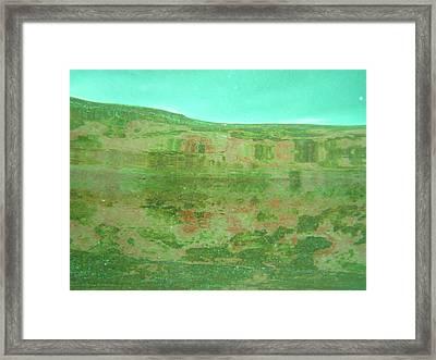 Long Boat Tour - Phi Phi Island - 0113232 Framed Print