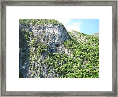 Long Boat Tour - Phi Phi Island - 011335 Framed Print
