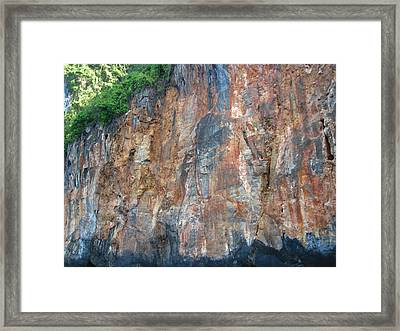 Long Boat Tour - Phi Phi Island - 011389 Framed Print by DC Photographer