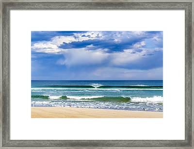 Long Island Paradise Framed Print by Ryan Moore