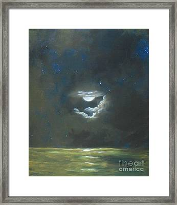 Long Journey Home Framed Print by Marlene Book