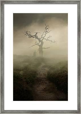 Long Journey - The Beginning Framed Print