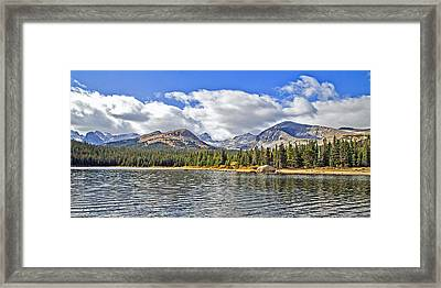 Long Lake Colorado Framed Print