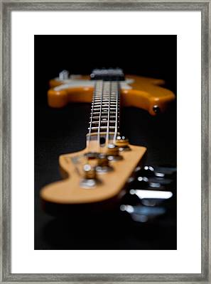 Long Neck Framed Print by Peter Tellone
