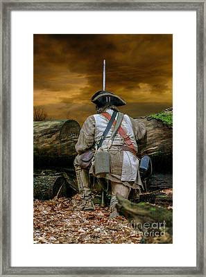 Long Night Late Morning Framed Print by Randy Steele