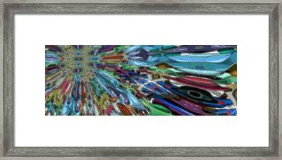 Long Series -- Curiosity  Framed Print by George Curington