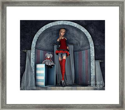 Long Tall Sally Framed Print