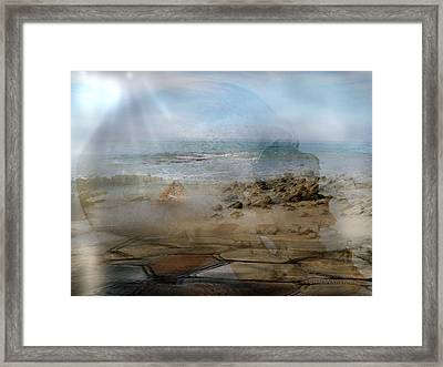 Framed Print featuring the photograph Long Time Gone ... by Chris Armytage