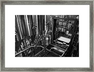 Long Trail Brewing Company Framed Print