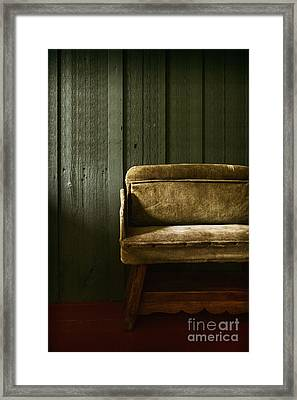Long Wait Framed Print by Margie Hurwich