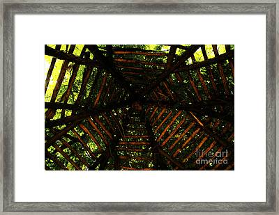 Framed Print featuring the photograph Long Was The Prayer He Uttered by Linda Shafer