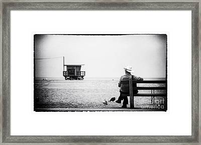Long Way From Home Framed Print by John Rizzuto