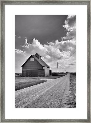 Long Way Home Framed Print by Tom Druin