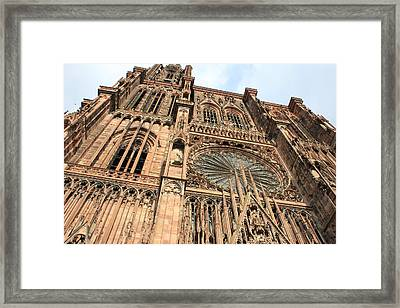 Long Way Up Framed Print