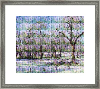 Longing For Spring Framed Print by PainterArtist FIN