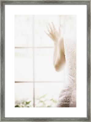 Longing I Framed Print by Margie Hurwich