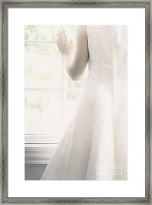 Longing IIi Framed Print by Margie Hurwich