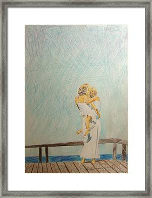 Longings Framed Print