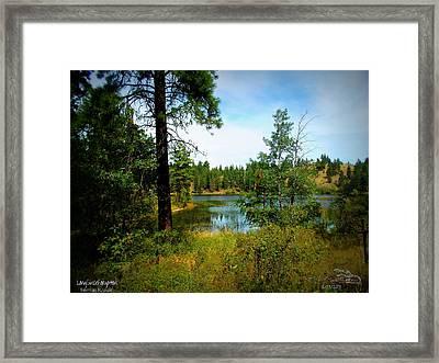 Framed Print featuring the photograph Longsinceforgotton 004 by Guy Hoffman