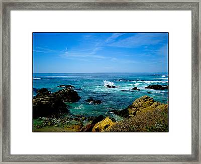 Look Beyond  Framed Print