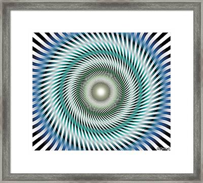 Look In My Eyes Framed Print