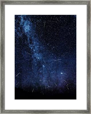 Look To The Heavens Framed Print