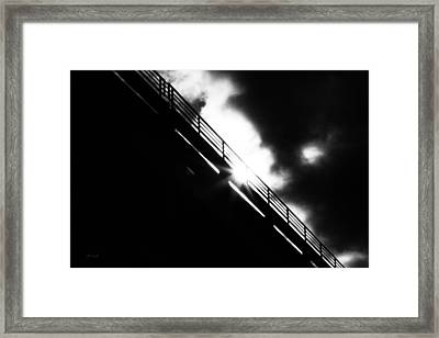 Looking At The Sun Framed Print by Bob Orsillo