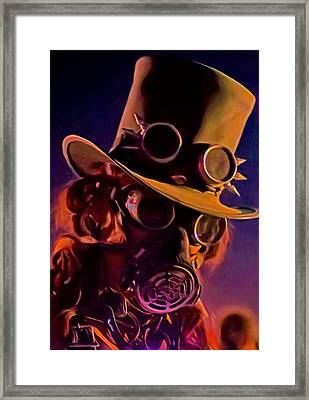 Looking At You Framed Print by Michael Pickett