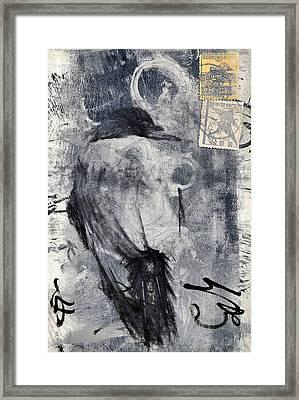 Looking Eastward Framed Print by Carol Leigh