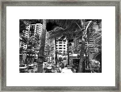 Looking In Framed Print by John Rizzuto