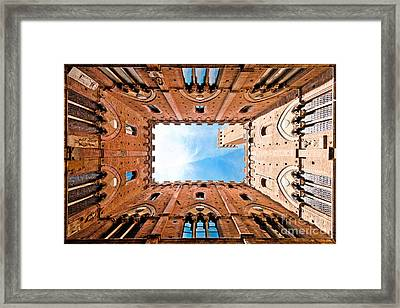 Siena Framed Print by JR Photography