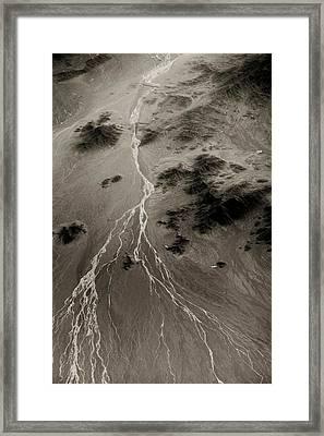 Loot Desert Framed Print by Paul Williams