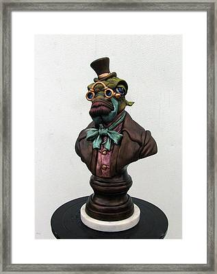 Lord Finn Ribblescale Framed Print by Patrick Anthony Pierson