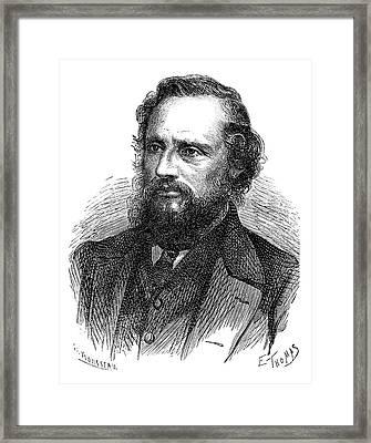 Lord Kelvin Framed Print