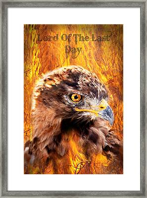 Lord Of The Last Day Framed Print