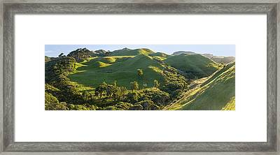 Lord Of The Rings Framed Print by Holger Spiering