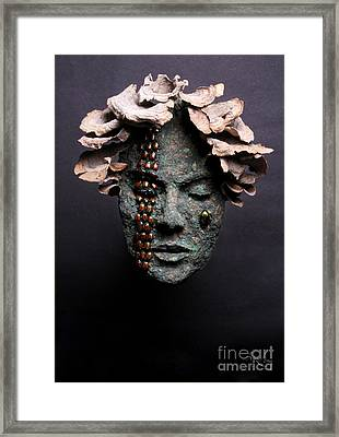 Lorelei Framed Print by Adam Long