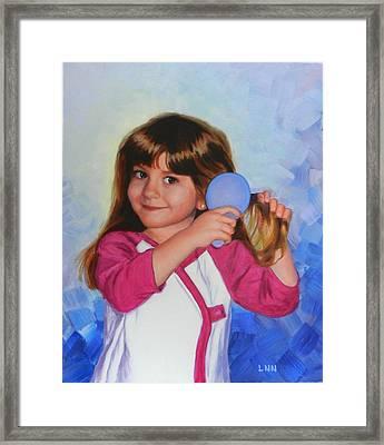 Lorena Framed Print