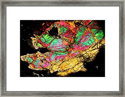 It Came From Space Framed Print