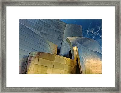 Los Angeles, California Framed Print by Rona Schwarz