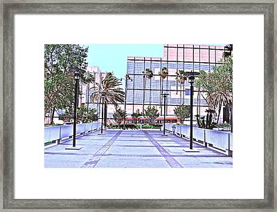 Los Angeles County Museum Framed Print
