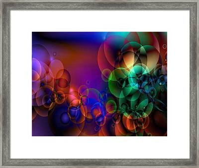 Lost 1 Framed Print