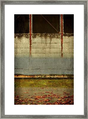 Lost And Empty Framed Print
